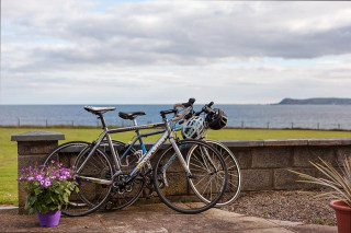 Bikes after the Waterford Greenway